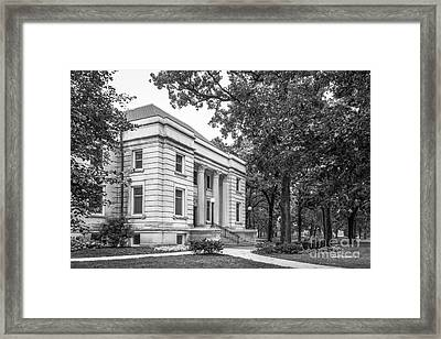 Beloit College Pettibone Center Framed Print