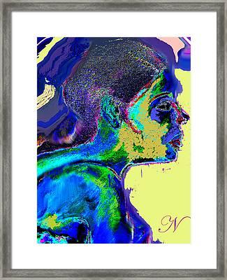 Belong Framed Print by Noredin Morgan
