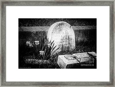 Beloved Framed Print by Arne Hansen