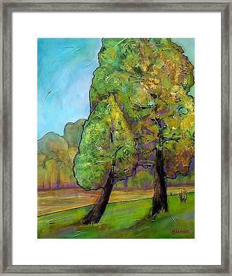 Beloved One Framed Print by Blenda Studio