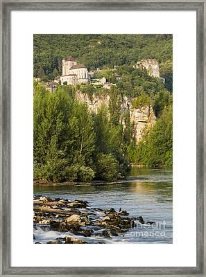 Below Saint Cirq II Framed Print