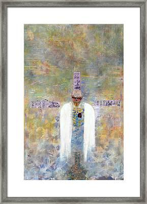 Beltashazzar's Vision Framed Print