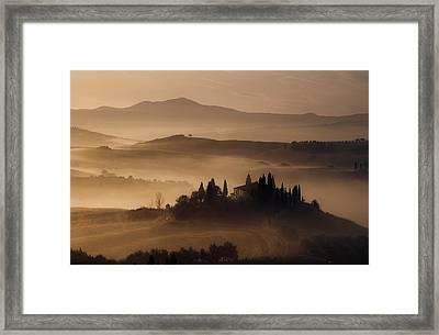 Belvedere Framed Print