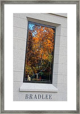 Ben Bradlee -- May He Rest In Eternal Peace Framed Print