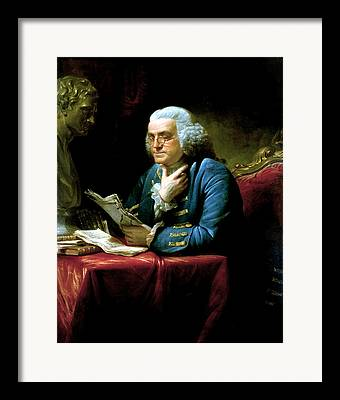 American Patriot Framed Prints