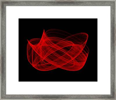 Bends Through IIi Framed Print