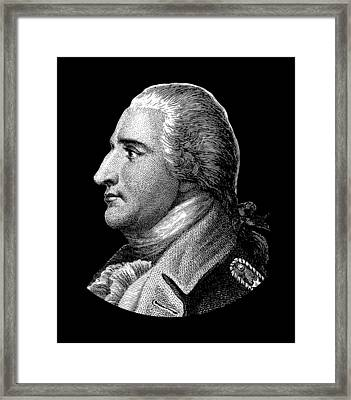 Benedict Arnold - The Traitor  Framed Print