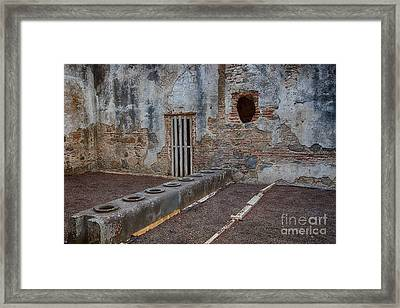 Beneficio  Framed Print