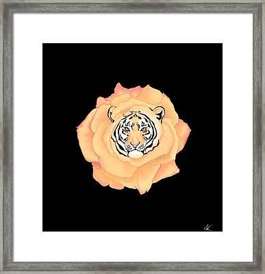 Bengal Blossom Framed Print