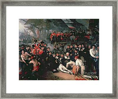Benjamin West Framed Print