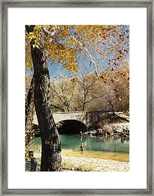Bennet Springs Framed Print