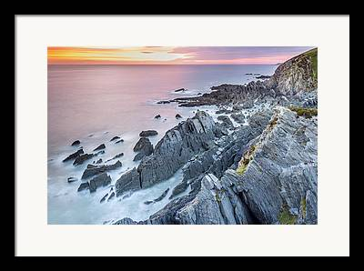 Bennetts Point Framed Prints