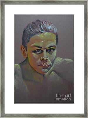 Benny Framed Print