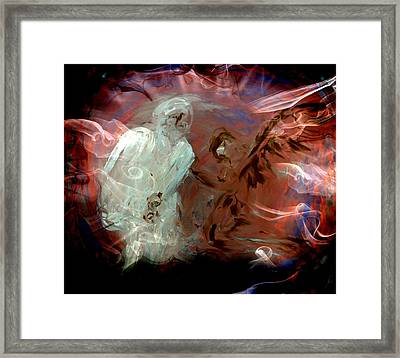 Ben's Angel 10 Framed Print by Dorothy Berry-Lound
