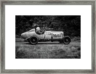 Bentley 1924 Framed Print by Adrian Evans
