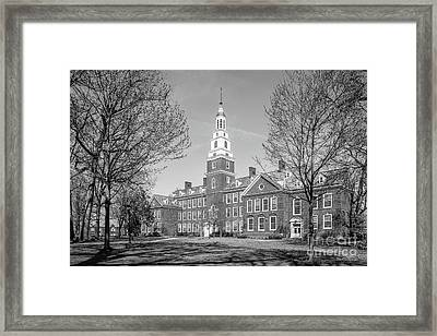 Berea College Draper Building Framed Print by University Icons