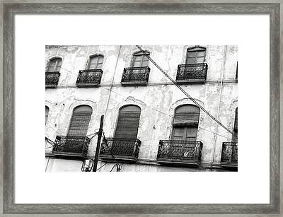 Berja 13 Framed Print by Jez C Self