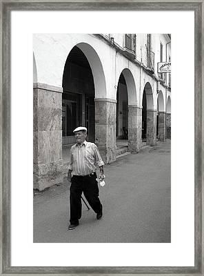 Berja 3 Framed Print by Jez C Self