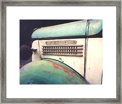 Berkeley Car Framed Print