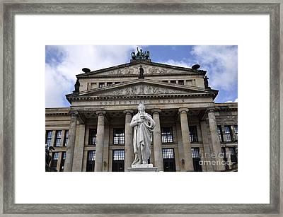 Berlin 4 Framed Print