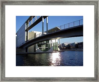 Berlin Framed Print by Flavia Westerwelle