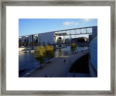 Berlin II Framed Print