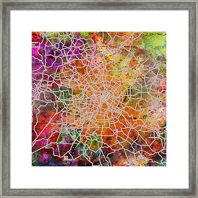 Berlin Framed Print by Mark Ashkenazi