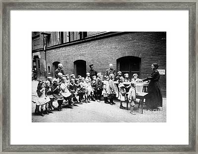 Berlin: Salvation Army Framed Print by Granger