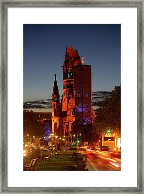 Berlin Framed Print by Torsten Krueger