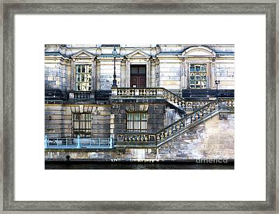 Berliner Dom Style Framed Print