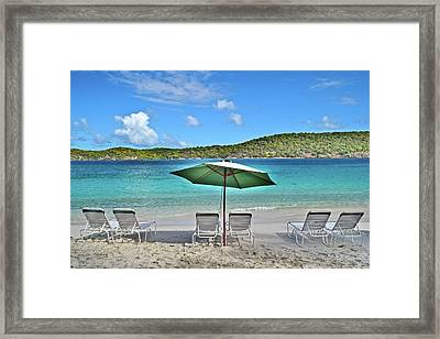 Bermuda Bahama Come On Pretty Mama Framed Print