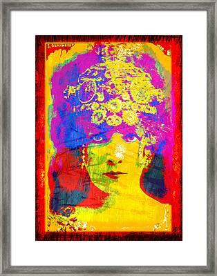 Bernhardt Framed Print by Gary Grayson