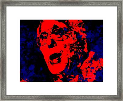 Bernie 16 Framed Print by Brian Reaves
