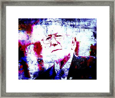 Bernie  Framed Print by Brian Reaves