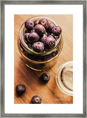 Berry Jam Framed Print by Jorgo Photography - Wall Art Gallery