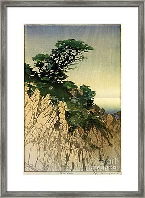 Bertha Boyntom Lum Framed Print