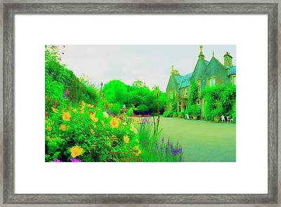 Beryl House Framed Print