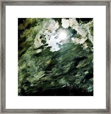 Besieged The Sun Framed Print by SeVen Sumet
