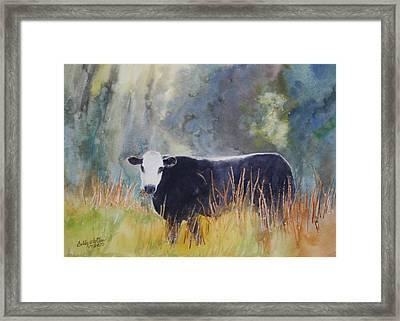Bessie Framed Print