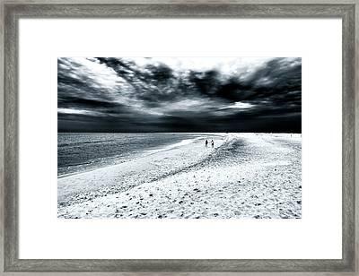 Best Friends Forever Framed Print by John Rizzuto