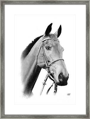 Best Mate Framed Print by Stuart Attwell