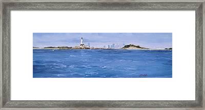 Best Of Boston Framed Print