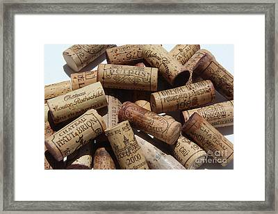 Best Of The Best Framed Print by Anthony Jones