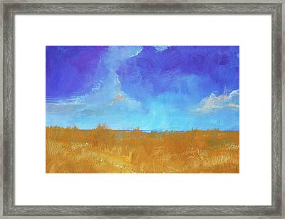Bethany Beach Framed Print by Duggan Peak