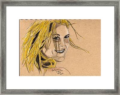 Bethany Hamilton Framed Print