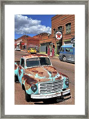 Better Days Framed Print by Gina Savage