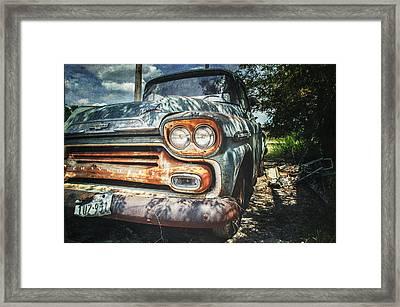 Better Days 2 Framed Print