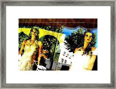 Better Days Framed Print by Jez C Self