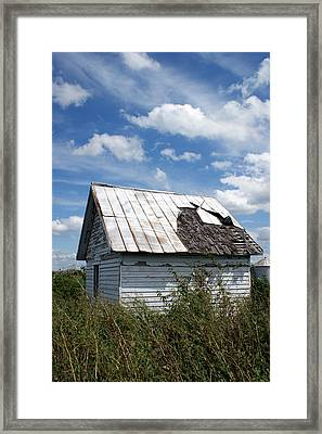 Better Days Framed Print by Off The Beaten Path Photography - Andrew Alexander