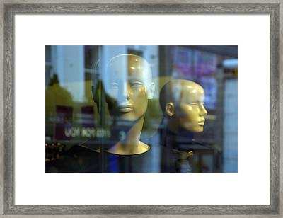 Better Than One Framed Print by Jez C Self